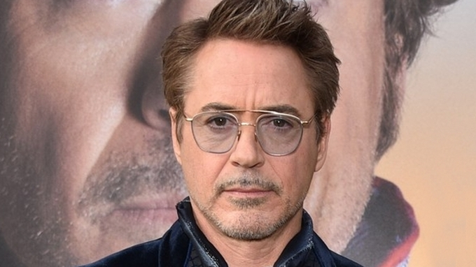 Americký herec Robert Downey Jr.