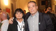 Eva Jurinová s kolegou Martinem Severou