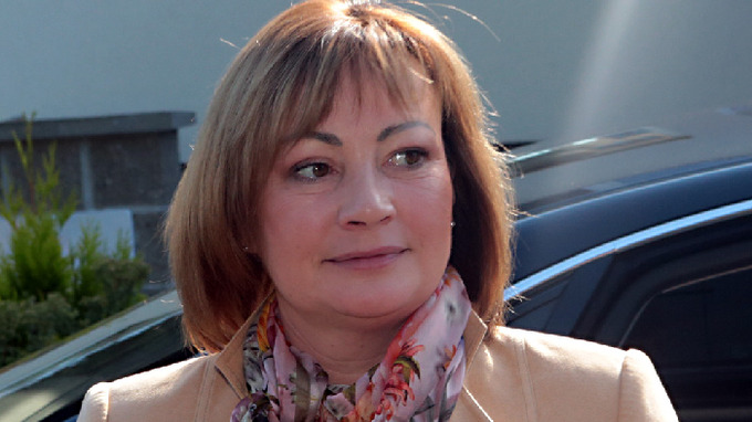 První dáma Ivana Zemanová