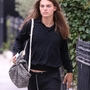 EXCLUSIVE: Damian Hurley Leaving His West London Home With Female Friend As Details Of His Father's Will Emerge