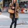 Paris and Nicky Hilton shopping in New York