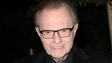Moderátor Larry King