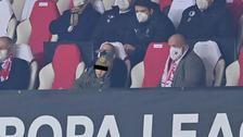 Jan Marounek vzal na fotbal svou rodinu