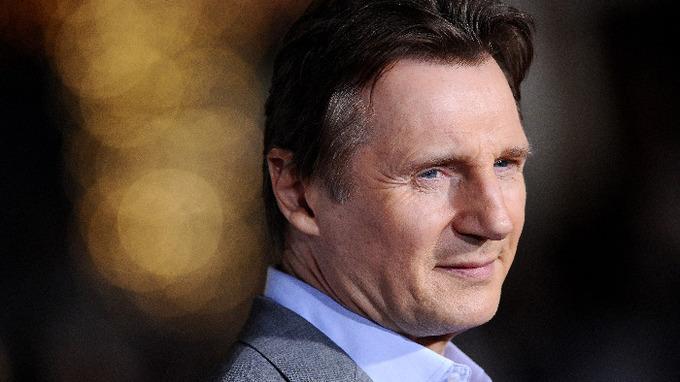 Liam Neeson v 68 letech hodně sportuje