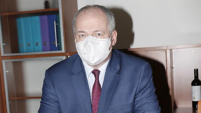 Epidemiolog Roman Prymula