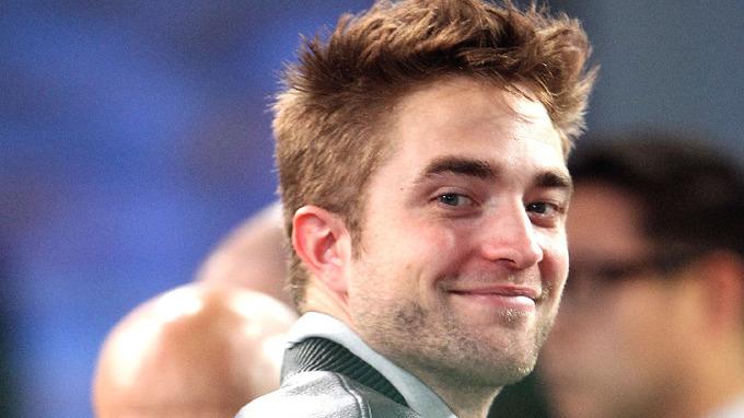 Herec Robert Pattinson