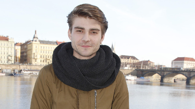 Herec Marek Lambora