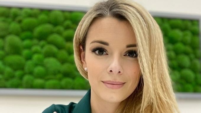 Barbora Novotná je ředitelka a majitelka školy B-English