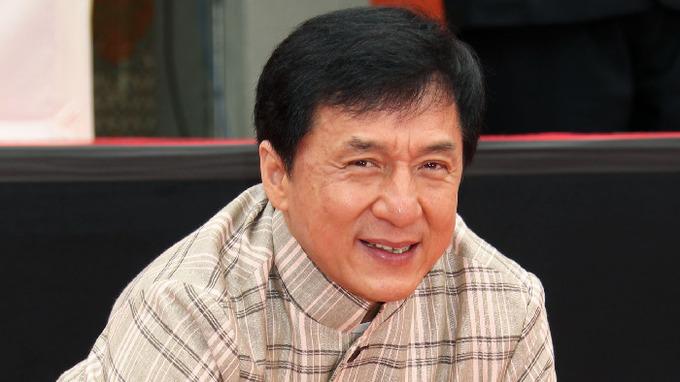 Herec Jackie Chan