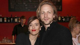 Tamara Klusová s manželem Tomášem