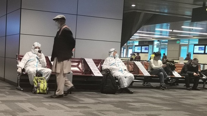 Letiště v Kataru