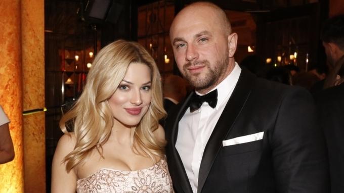 Eva Perkausová s přítelem Ivanem Hečkem