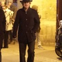 EXCLUSIVE – Actor Owen Wilson takes advantage of his Friday evening to discover Bordeaux – France