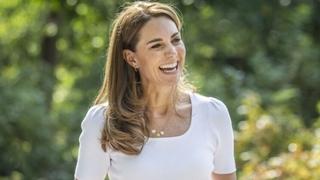 Vévodkyně Kate je z narození syna princezny Eugenie nadšená