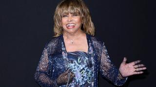 Zpěvačka Tina Turnerová