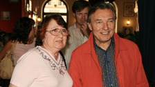 Antonie Zacpalová s Karlem Gottem