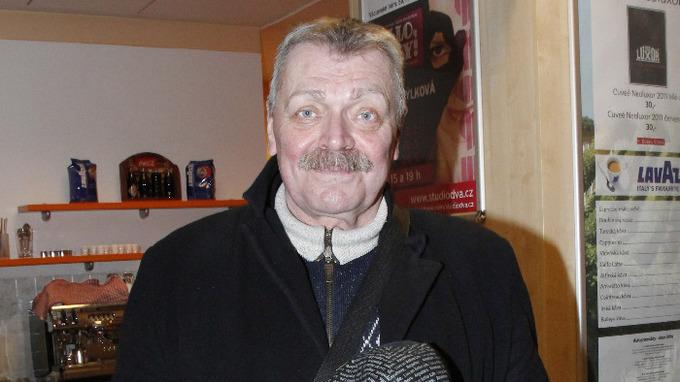 Písničkář Miroslav Paleček