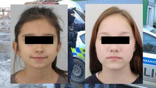 Dívky, po kterých policie pátrá