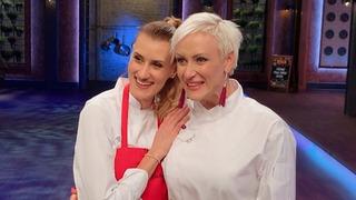 Kačka a Ivka v duelu kuchařské reality show