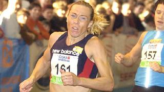 Atletka Helena Fuchsová