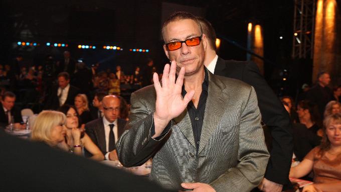 Herec Jean Claude Van Damme