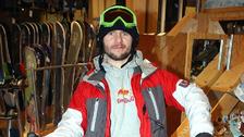 David Horváth přežil jako jediný pád vrtulníku