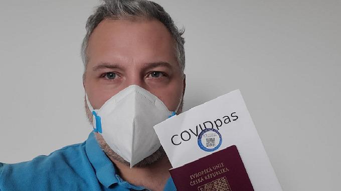 Covid pasy by neměly být jakkoli diskriminační – Ilustrační snímek