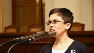Poslankyně Olga Richterová