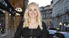Herečka a zpěvačka Linda Finková