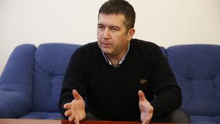 Ministr vnitra a šéf ČSSD Jan Hamáček