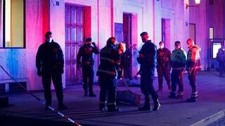 Před budovou ministerstva zdravotnictví se zastřelil padesátiletý muž