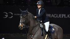 Anna Kellnerová koně miluje