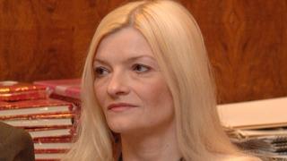 Herečka Michaela Kudláčková