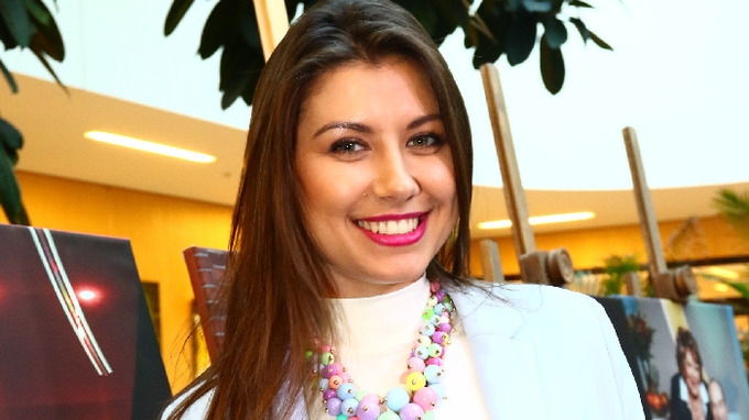 Tanečnice Veronika Lálová