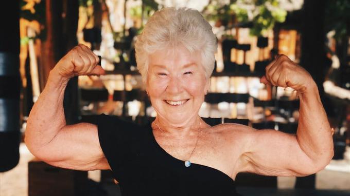 Joan MacDonaldová je v nejlepší formě za celý život