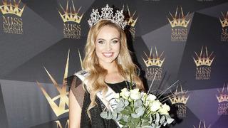Miss International Czech Republic 2020 Natálie Kočendová