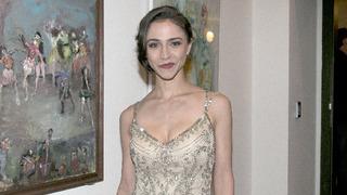 Eva Burešová je velmi pohledná herečka