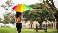 počasí, ilustrační snímek