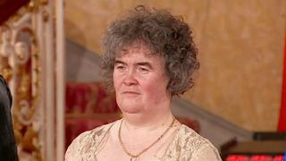 Zpěvačka Susan Boyleová