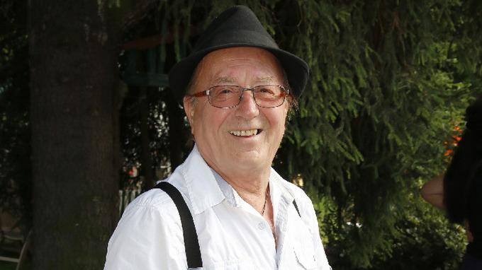 Hudebník Petr Janda