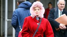 Herečka Rose McGowanová