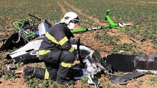 Po pádu zemřeli dva lidé