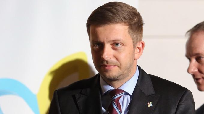 Předseda STAN Vít Rakušan