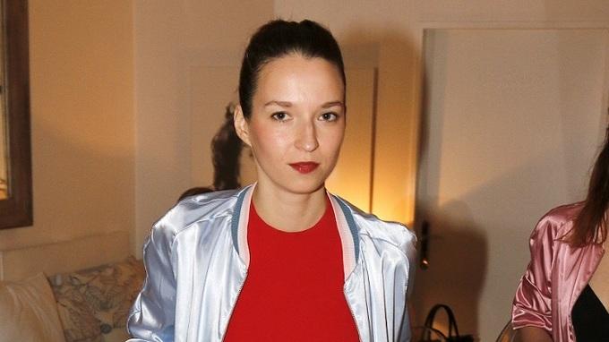 Herečka a zpěvačka Berenika Kohoutová