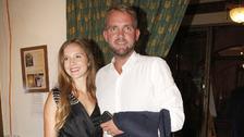 Libor Bouček s manželkou Gabrielou