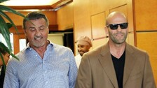 Herci Sylvester Stallone a Jason Statham