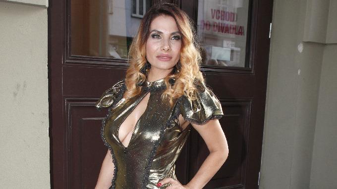 Moderátorka Eva Decastelo