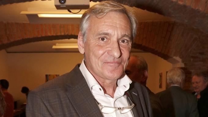 Oblíbený herec Jan Čenský