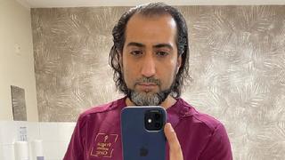 Zpěvák a lékař Ali Amiri