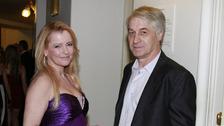 Zpěvačka Iveta Bartošová a Josef Rychtář